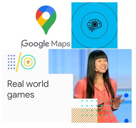 google maps for gaming