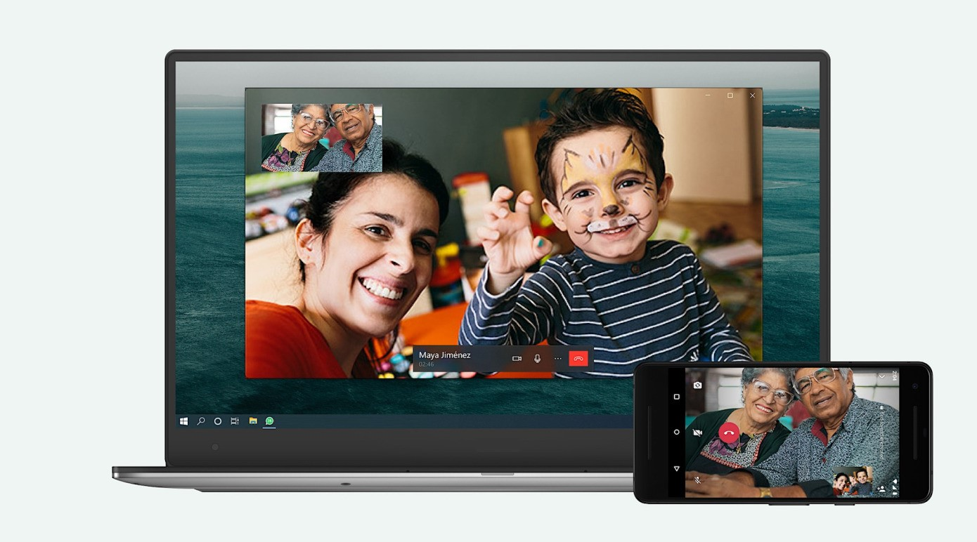 WhatsApp adds support for voice and video calling on desktop app