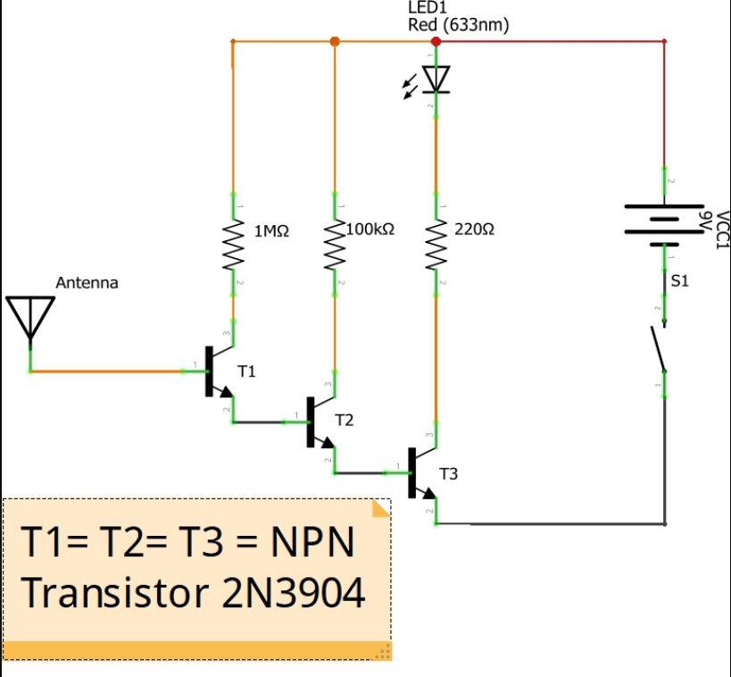 Non Contact AC Voltage Detector