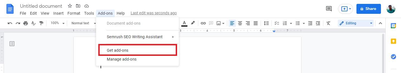 Google Docs Add Ons Sign