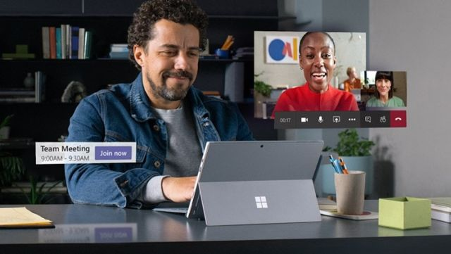 Microsoft Teams - Zoom Alternative