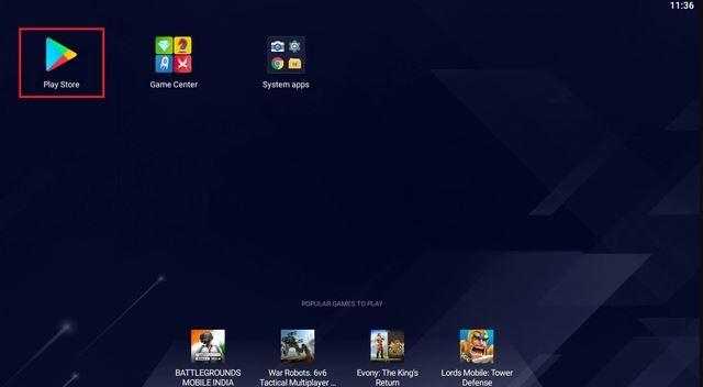 Play BGMI on Emulator