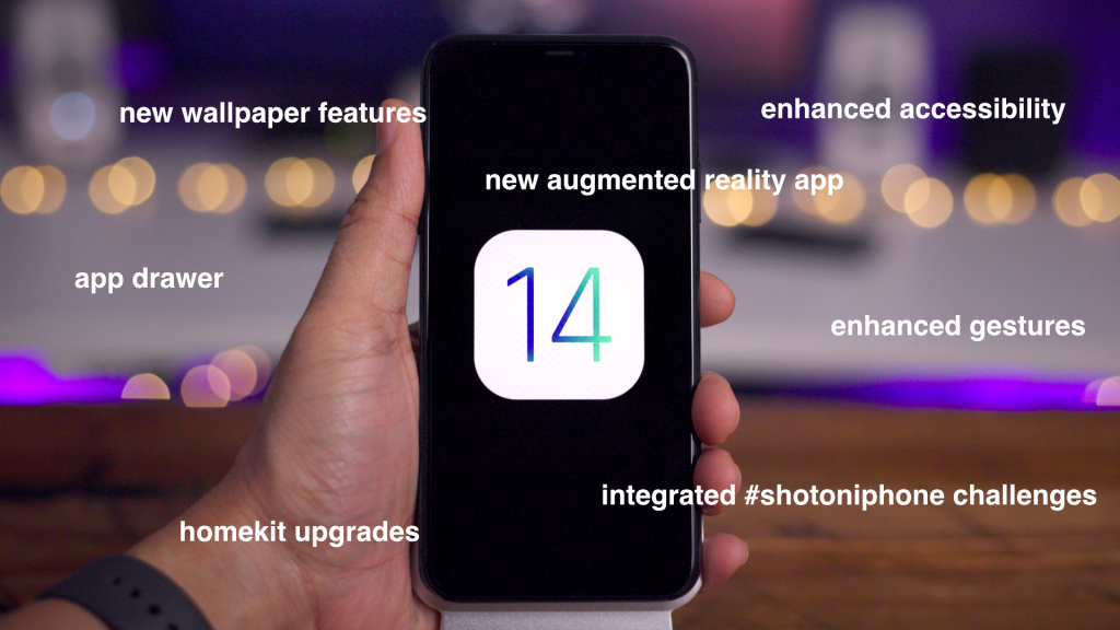 Apple iOS 14 release